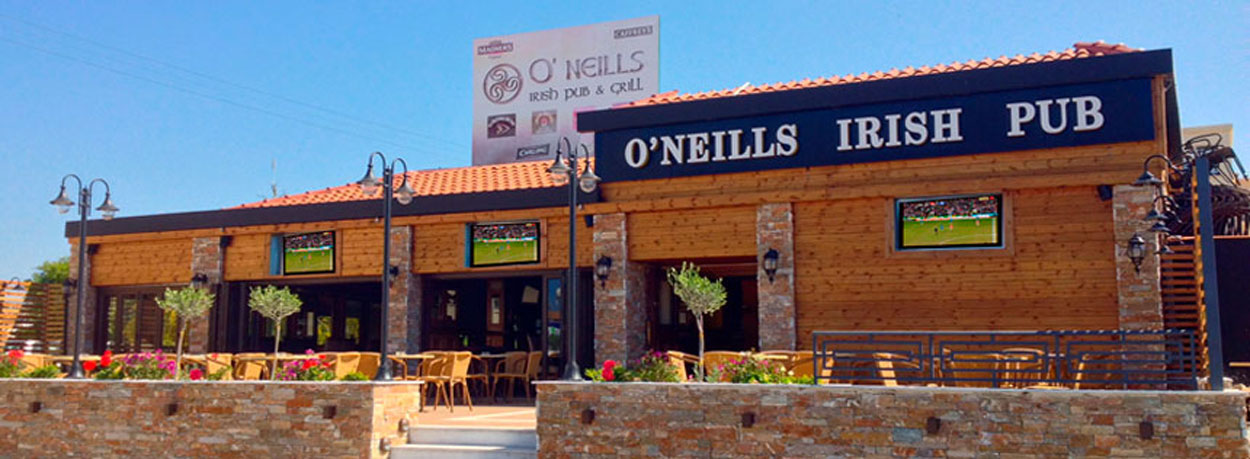 O'Neill's Outside
